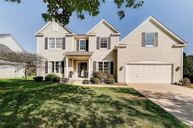 409 Montgomery Drive, Westfield, IN 46074 (MLS #21814493) :: Ferris Property Group