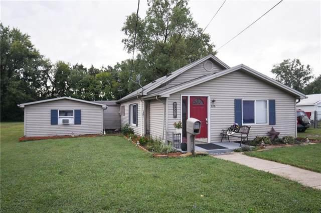658 S Vine Street, Seymour, IN 47274 (MLS #21814499) :: Ferris Property Group