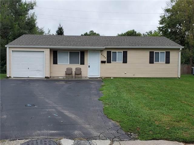 2594 Harlan Street, Indianapolis, IN 46203 (MLS #21814500) :: Ferris Property Group