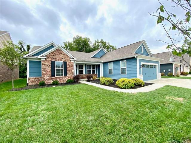 9599 Summerton Drive, Fishers, IN 46037 (MLS #21814501) :: The ORR Home Selling Team