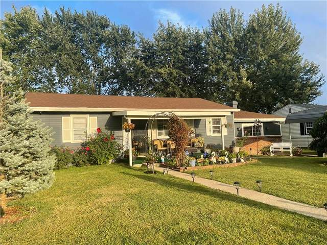 1421 Phillips Drive, Indianapolis, IN 46241 (MLS #21814512) :: Ferris Property Group