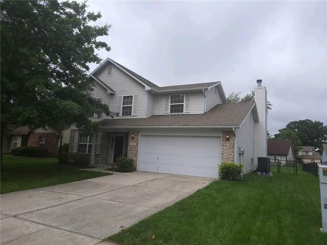514 Blue Spring Drive, Indianapolis, IN 46239 (MLS #21814520) :: Mike Price Realty Team - RE/MAX Centerstone