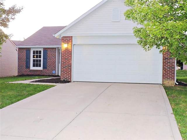 3906 Hornickel Drive, Indianapolis, IN 46235 (MLS #21814529) :: RE/MAX Legacy