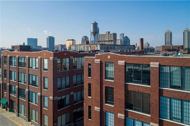 630 N College Avenue #301, Indianapolis, IN 46204 (MLS #21814535) :: Ferris Property Group