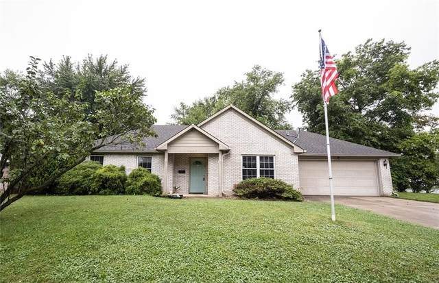 450 Southgate Drive, Greenwood, IN 46143 (MLS #21814536) :: Ferris Property Group