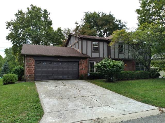2607 Stanford Court, Indianapolis, IN 46268 (MLS #21814539) :: Ferris Property Group