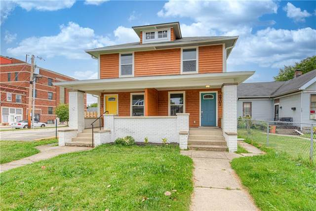 1707 S East Street, Indianapolis, IN 46225 (MLS #21814562) :: Ferris Property Group