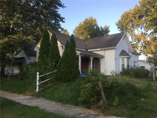 224 Illinois Street, Shirley, IN 47384 (MLS #21814566) :: Ferris Property Group