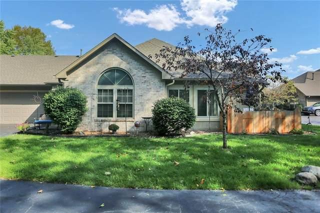 7660 Briarstone Lane, Indianapolis, IN 46227 (MLS #21814567) :: JM Realty Associates, Inc.