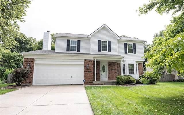 14723 Fernwood Drive, Carmel, IN 46033 (MLS #21814569) :: JM Realty Associates, Inc.