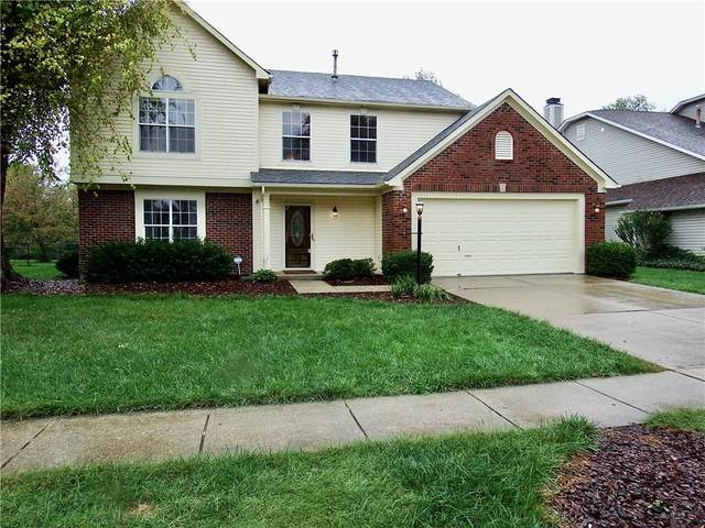 3439 Yorkshire Drive, Greenwood, IN 46143 (MLS #21814574) :: Ferris Property Group