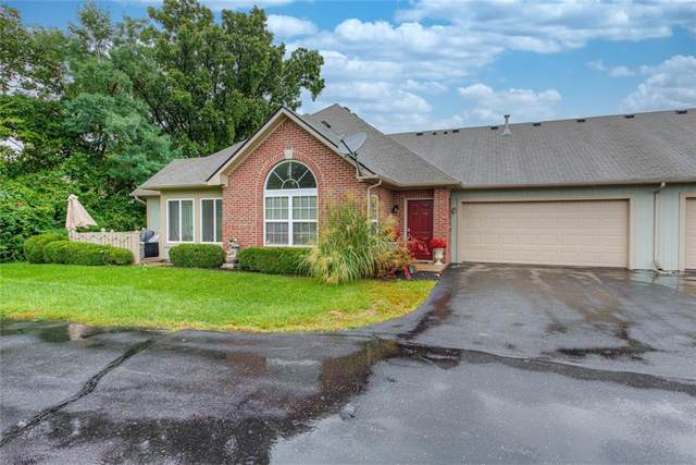 2716 Reflection, Greenwood, IN 46143 (MLS #21814586) :: The ORR Home Selling Team