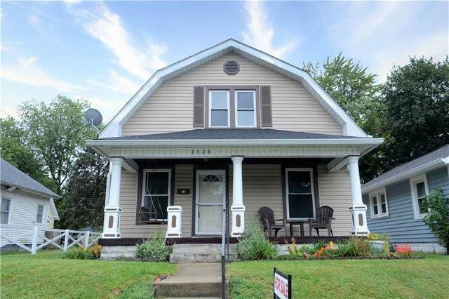 2528 S Delaware Street, Indianapolis, IN 46225 (MLS #21814591) :: Ferris Property Group