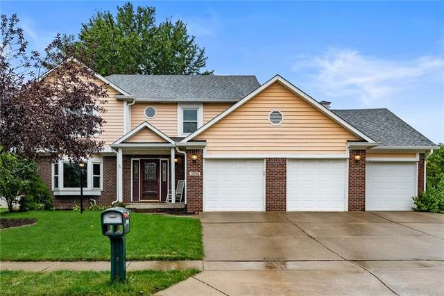 12558 Corday Court, Fishers, IN 46038 (MLS #21814592) :: Heard Real Estate Team   eXp Realty, LLC