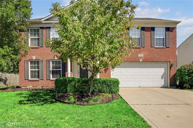 10120 Eagle Eye Way, Indianapolis, IN 46234 (MLS #21814598) :: Mike Price Realty Team - RE/MAX Centerstone