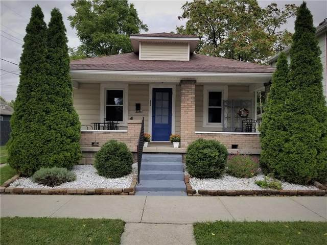205 E 5th Street, Sheridan, IN 46069 (MLS #21814602) :: Mike Price Realty Team - RE/MAX Centerstone