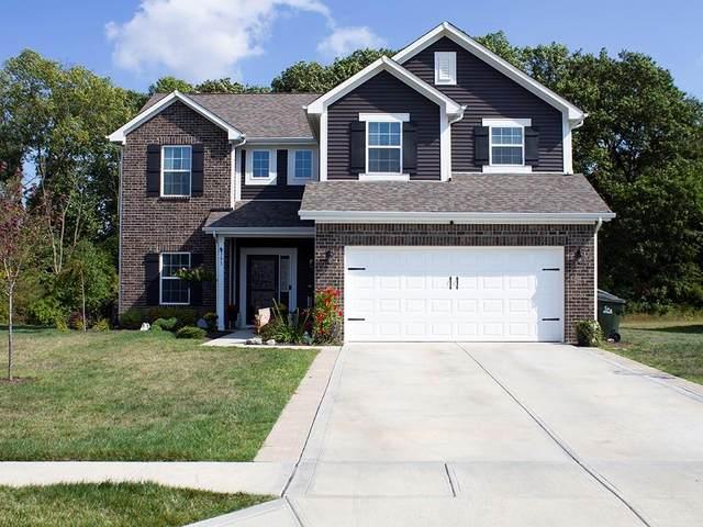 793 N Crystal Drive, Fortville, IN 46040 (MLS #21814604) :: Dean Wagner Realtors