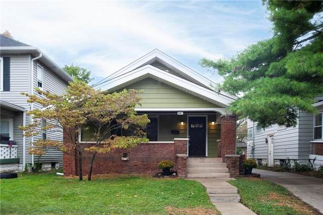 807 N Oakland Avenue #0, Indianapolis, IN 46201 (MLS #21814613) :: Ferris Property Group