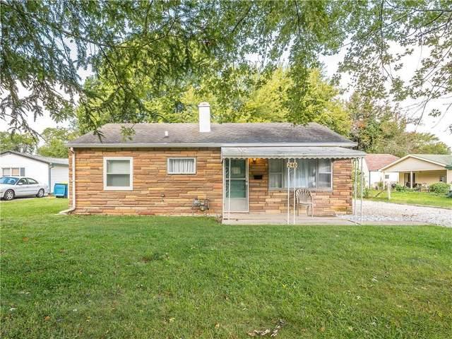 240 Arlington Street, Whiteland, IN 46184 (MLS #21814615) :: Ferris Property Group