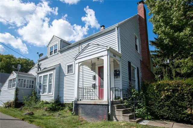 360 N Walnut Street #2, Franklin, IN 46131 (MLS #21814628) :: Dean Wagner Realtors