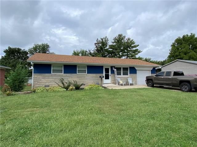 780 Morningstar Drive, Mooresville, IN 46158 (MLS #21814633) :: JM Realty Associates, Inc.
