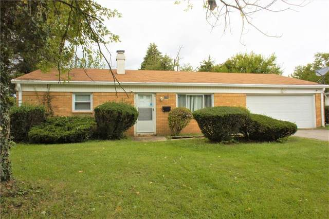 3752 N Brentwood Avenue, Indianapolis, IN 46235 (MLS #21814636) :: Ferris Property Group