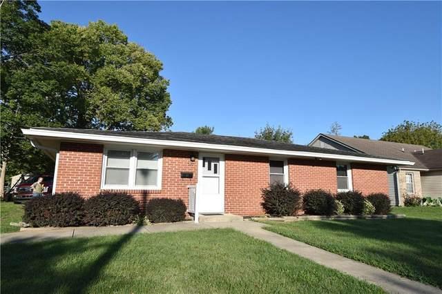 520 N Swope Street, Greenfield, IN 46140 (MLS #21814642) :: Ferris Property Group
