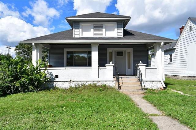 4418 Rockville Road, Indianapolis, IN 46222 (MLS #21814654) :: Heard Real Estate Team | eXp Realty, LLC