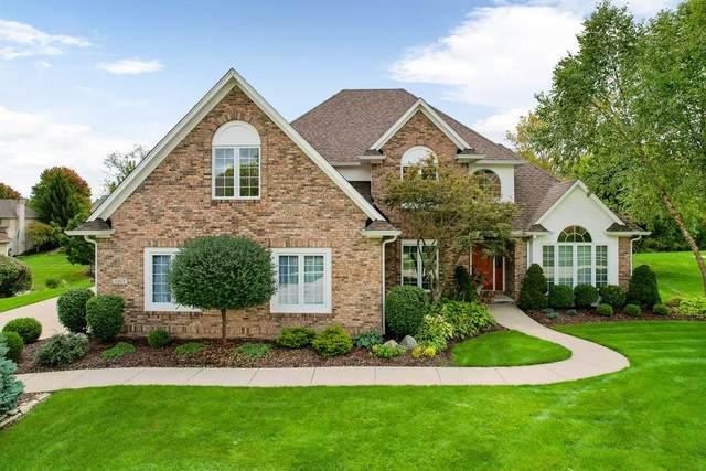 10329 Oak Ridge Drive, Zionsville, IN 46077 (MLS #21814657) :: Ferris Property Group