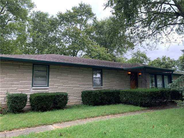8001 S Maple Drive, Daleville, IN 47334 (MLS #21814658) :: The ORR Home Selling Team
