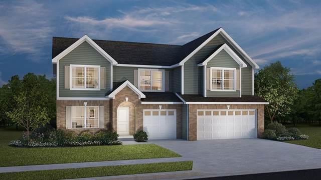 4576 W Tradwell Drive, New Palestine, IN 46163 (MLS #21814677) :: Ferris Property Group