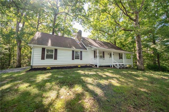 8857 W State Road 46, Columbus, IN 47201 (MLS #21814680) :: Mike Price Realty Team - RE/MAX Centerstone
