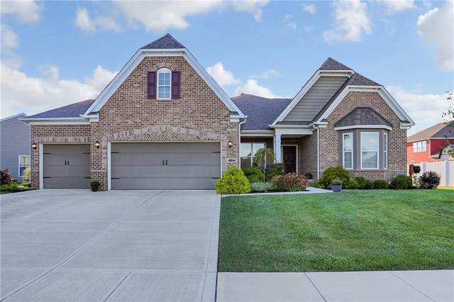 4814 White Marlin Drive, Indianapolis, IN 46239 (MLS #21814681) :: Ferris Property Group