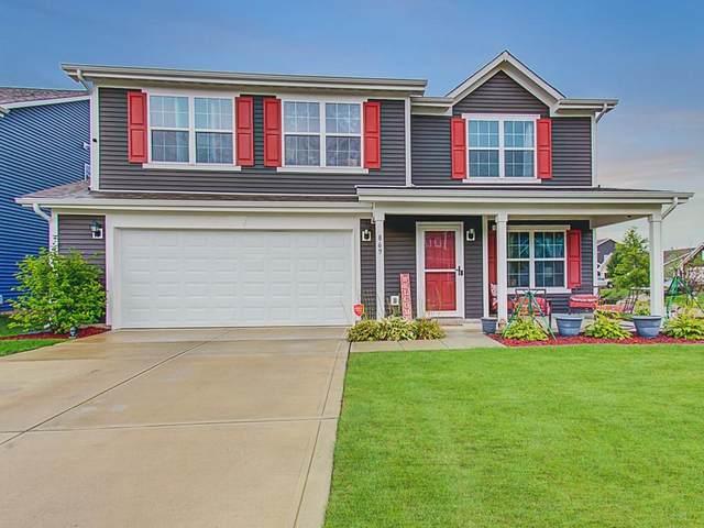 869 Fieldstone Drive, Franklin, IN 46131 (MLS #21814682) :: Dean Wagner Realtors