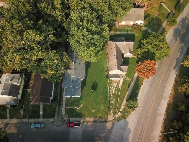1324 N Tacoma Avenue, Indianapolis, IN 46201 (MLS #21814714) :: Ferris Property Group