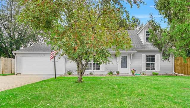 5402 Straw Hat Drive, Indianapolis, IN 46237 (MLS #21814716) :: Pennington Realty Team