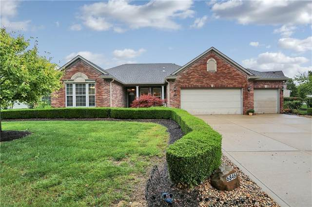 6846 Cedar Mill Way, Indianapolis, IN 46237 (MLS #21814720) :: Heard Real Estate Team | eXp Realty, LLC