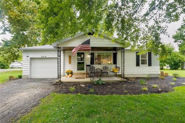 3418 N Linden Street, Muncie, IN 47304 (MLS #21814721) :: The Indy Property Source