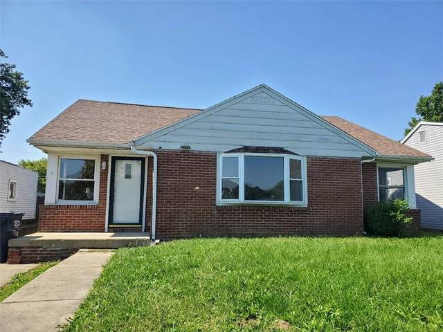 1619 Poplar Street, Anderson, IN 46012 (MLS #21814723) :: Mike Price Realty Team - RE/MAX Centerstone
