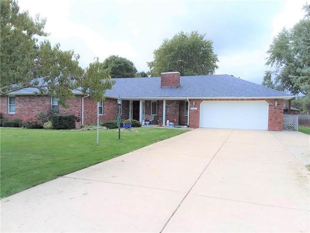 2367 Price Drive, Anderson, IN 46012 (MLS #21814730) :: Ferris Property Group