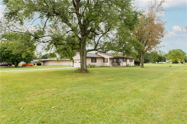 2995 N State Road 39, Lebanon, IN 46052 (MLS #21814741) :: The Indy Property Source