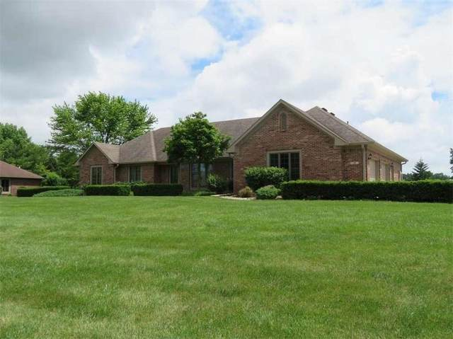 9769 Nicole Lane, Brownsburg, IN 46112 (MLS #21814743) :: Mike Price Realty Team - RE/MAX Centerstone