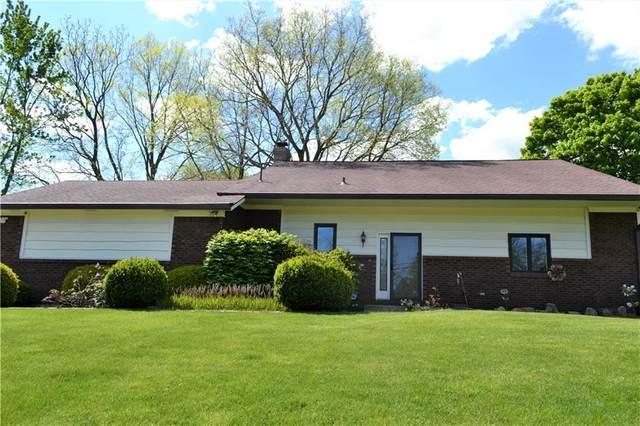 5133 E Co Rd 350 N, Danville, IN 46122 (MLS #21814751) :: Ferris Property Group