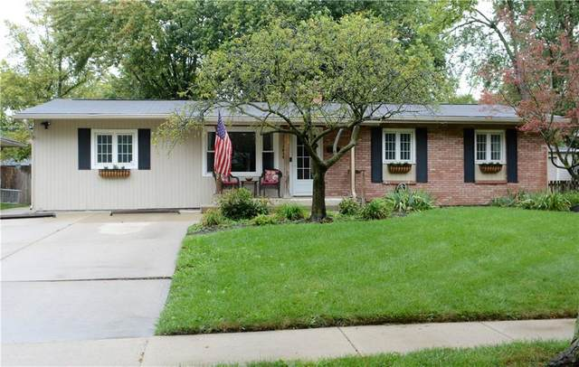 7810 E 49TH Street, Indianapolis, IN 46226 (MLS #21814756) :: Mike Price Realty Team - RE/MAX Centerstone