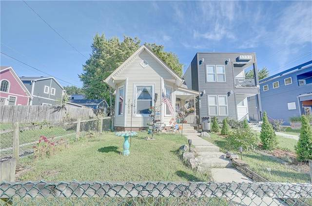 1218 Cottage Avenue, Indianapolis, IN 46203 (MLS #21814772) :: JM Realty Associates, Inc.