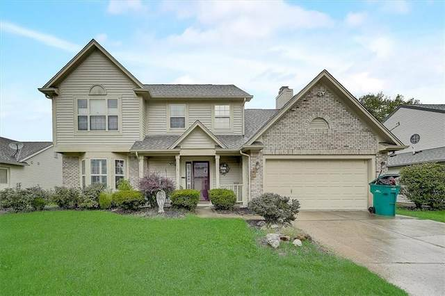 7367 Camberwood Drive, Indianapolis, IN 46268 (MLS #21814775) :: Richwine Elite Group