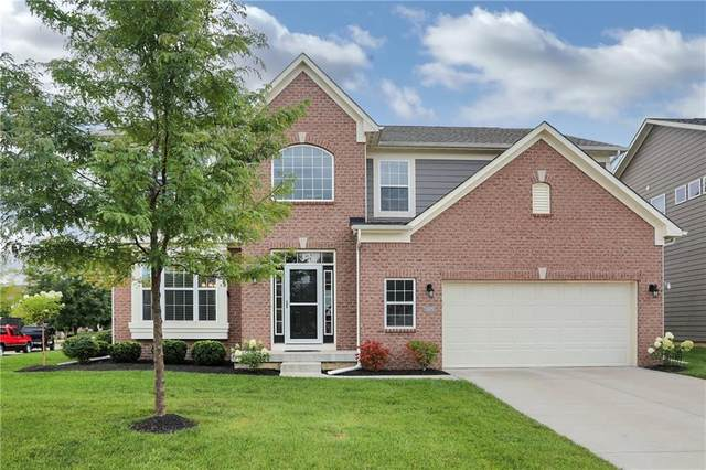 10879 Chapel Woods Boulevard S, Noblesville, IN 46060 (MLS #21814789) :: Mike Price Realty Team - RE/MAX Centerstone