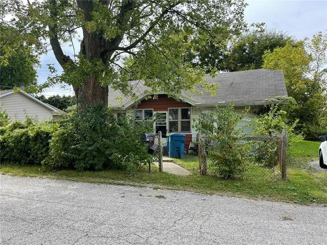 2 Lenora Avenue, Indianapolis, IN 46231 (MLS #21814791) :: The Indy Property Source
