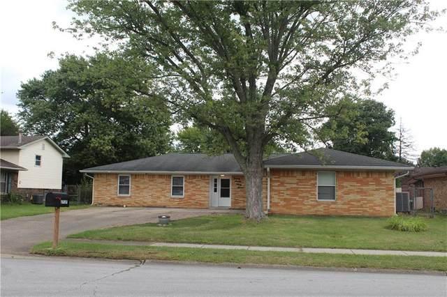 2737 Todda Drive, Indianapolis, IN 46229 (MLS #21814792) :: Heard Real Estate Team | eXp Realty, LLC