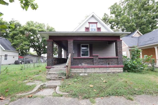 218 N Tacoma Avenue, Indianapolis, IN 46201 (MLS #21814808) :: The Evelo Team